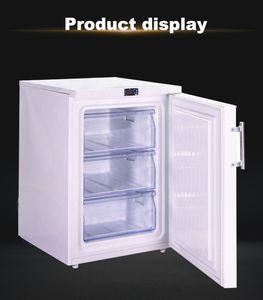 ZZKD Lab Supplies -60° C- Vertical Ultra-Low Temperature Refrigerator Mini Portable Freezer