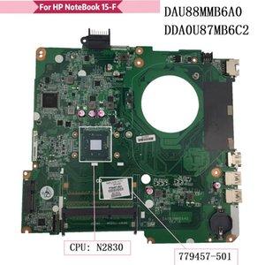 Motherboards 779457-501 779457-601 For 15-F Laptop Motherboard U88 U87 779457-001 DAU88MMB6A0 DA0U87MB6C2 With N2840 CPU DDR3