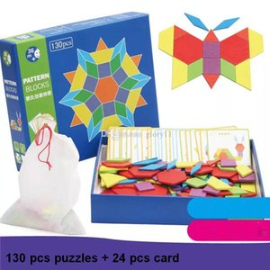 DIY Model Building Kits Puzzle Imposition Creative Hand Made Brain Teaser Educational Developmental Kids Children Wooden Toy