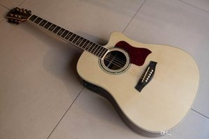 New Electric Acoustic Guitar Ship By DHL 120117