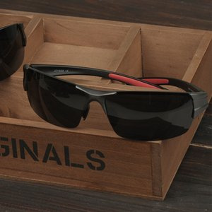 Reading Glasses Fashionable aluminum-magnesium alloy polarized, ultra-light resin sunglasses, high-definition men's sports
