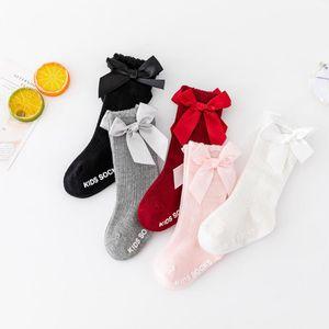 0-3Y Winter Thicken Baby Knee High Socks Girls Boys Infants Toddlers Soft Cotton Floor Socking Children's Long Sock