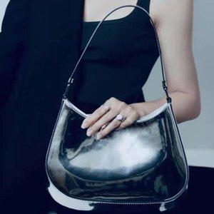 2021 Designer Luxurys Unterarm Tasche Frauen Umhängetaschen Handtaschen Hohe Qualität Crossbody Marke Hobo mit Kasten