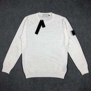 Designer di alta qualità Maglioni da uomo Maglione a maniche lunghe moda Semplice solido o-collo Casual pullover a maglia da uomo Sportswear Jumper