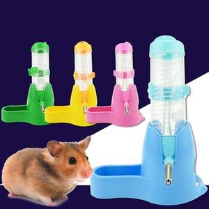 Haustier-Wasser-Dispense Kein tropfter kleiner Tier-Wasser-Flaschen-Set. Beste Flasche für kleine Pet Bunny Ferret Hamster Guinea Pig Critter (80 ml) 665 v2