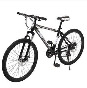 2022 야외 정원 세트 [캠핑 생존자] 24 인치 21 - 스피드 올림픽 마운틴 자전거 흑백