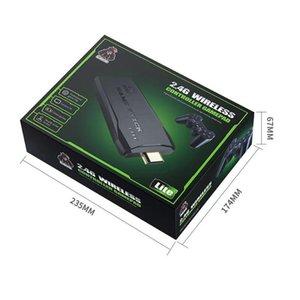 HD 4k Game Console Nostalgic host Retro Mini Wireless Arcade M8 Home TV U Treasure 3500 Games 10X