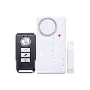 Saful Wireless Home Door Window Burglar DIY Safety Security Alarm System Magnetic Sensor Remote Control Systems