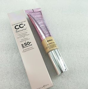 Marke Makeup Hohe Qualität! Foundation Cremes Concealer Medium / Light Face Primer Maquillage