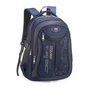 Горячие новые детские школьные сумки для подростков мальчики девочек большой емкости школьный рюкзак водонепроницаемый Satchle детская книга сумка Mochila 210319