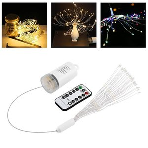 Strings Year Christmas Holiday Lighting Decoration Fairy Lights 150LEDs Silver Wire Warm White Colorful 13 Key Remote Waterproof