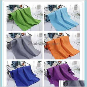 Garden El Bath Hand Sports Cooling Outdoor Camping Running Travel Swimming Microfiber Towels Quick Drying Facecloth Washcloth Jcxwu