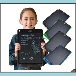 Blackboards Supplies Office School Business & Industrial8.5Inch Board Ding Lcd Screen Writing Boards Digital Graphic Electronic Handwriting