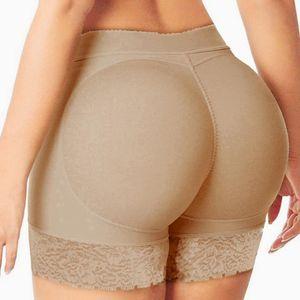 Sexy Women Underwear Women's Control Panties Push Up Padded Buttock Shaper BuLifter Hip Enhancer Body Shapers Briefs