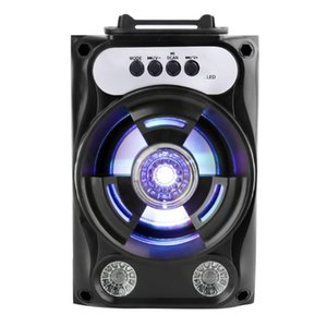 Mini Speakers Portable Bluetooth-compatible Speaker With Microphone Waterproof Outdoor Music Stereo Bass Subwoofer Sound Support FM TF Aux