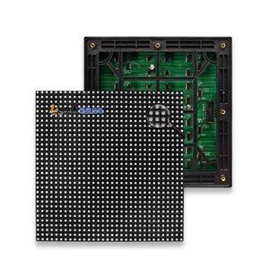40 adet / grup P6 Açık LED Ekran Paneli Modülü 192 * 192mm 32 * 32 Piksel 1/8 Tarama 3in1 SMD Tam Renkli Ekran