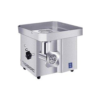 1100W Elektrische Fleischschleifmaschine Industriegemüse Mincer 220V 110V kommerzielle Multifunktions-Wurst-Stuffer-ENEMA-Maschine