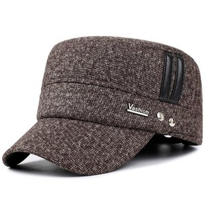 Best Shade Voron 2021 European Winter New Men's Cotton Hat Moda uomo e donna Autunno e inverno Berretto da baseball Berretto da baseball regolabile Erecchio elastico