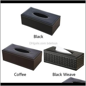 Tissue Boxes Napkins Table Decoration Aessories Kitchen, Dining Bar Home & Gardentissue Case Waterproof Paper Box Practical Rectangular Larg