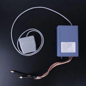 5000W Batterie Spot Soudder Kit Outils de soudage Portable Dissabla Machine 0.2mm Nickel Strip pour DIY 18650