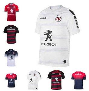 2021 Toulouse Rugby Jerseys League Jersey Tluth Shirt Freizeit Sport Lentulus-Shirts S-5XL