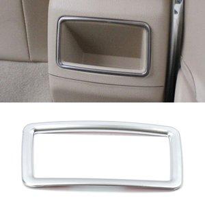 Araba Aksesuarları Merkezi Kolçak Kutusu Paneli Trim Sticker Kapak Çerçeve İç Dekorasyon Toyota Corolla E170 Için