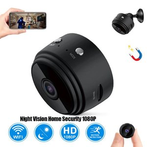Cameras Mini Indoor And Outdoor USB Connection A9 WIFi Home Security Micro IP Camera Wireless 4K HD Sports 1080p Aerial DVD Voice Video