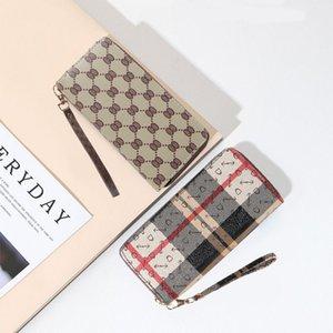 Women Ladies Long Wallets Luxury Wristlets Purses Party Pouch Pocket Bag Slot Card Holder Credit Card Holder Purse Wallet II31701