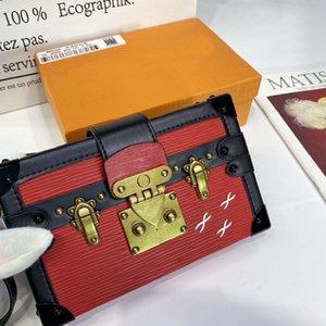classic highest quality designer handbags PETITE MALLE shoulder bag messenger Shopping pockets Wallet Cosmetic Bags crossbody purse free ship