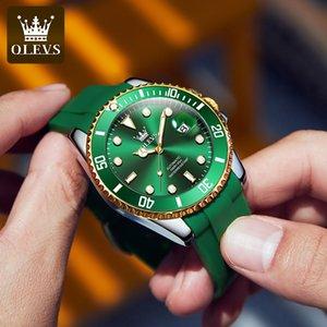 Дизайнерские часы Марка Часы Роскошные Часы TIC Механический 30 м Водонепроницаемый Резиновый Ремешок Мужской Запястье Высокое твердость Стекло