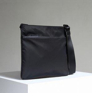 Fashion Canvas Messenger Bag Men Fashion Crossbody Bag Single Shoulder Briefcase Parachute Fabric Computer Mobile Phone Storage Bag