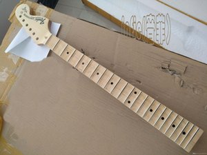 new stratocaster electric guitar Scalloped Maple Neck guitar neck for promotion hot sell