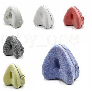 GRAVIDANCY Body Memory Foam cuscino corretto ginocchio gamba cuneo cestino cuscino per il laterale Sleeper Solleva Federa RRA4229