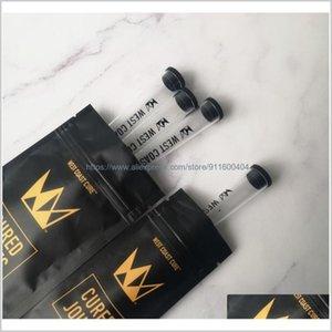Packaging borse da regalo 100pc West Coast Coast Coast Borsa per 1,0 ml 0.8ml Carrette da penna vape Cartucce 1pcs 3pcs tubi in plastica Preroll Pre-laminato tubo