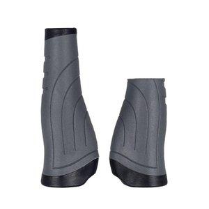 Bike Handlebars &Components Bicycle Handlebar Grip Long Short Speed Shifter Bar Grips Ergonomic Anti Slip Designed Universal Fit For 22mm Ac