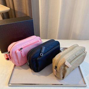 Wholesale hobo women shoulder bags three colors for men Chest pack lady Tote chains handbags presbyopic purse messenger bag handbag canvas size 20X5X13CM