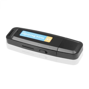 Digital Voice Recorder Aufnahme U-Disk Audio TF-Karte USB Pen Mini Diktiergerät Professionelle Bis Zu 32GB