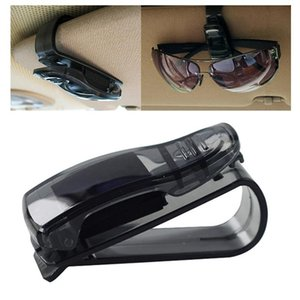 Other Interior Accessories Universal Car Sun Visor Glasses Clip Ticket Card Holder Fastener Tools Auto Stand Eyeglasses