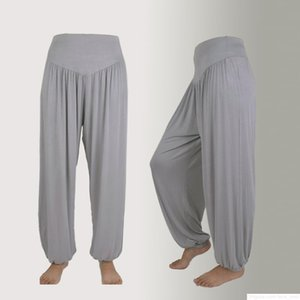 Women Joggers Casual Yoga Pants Elastic Loose Casual Cotton Soft Yoga Sports Dance Harem Pants @40soccer jersey