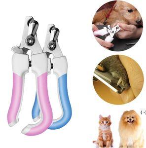 Pet Grooming Tesoura Cachorro Gatos Suprimentos Pet Nail Clipper Pet Acessórios Animal Trimmers Prego Arquivo Garra Cutters Corte as unhas OWD5701