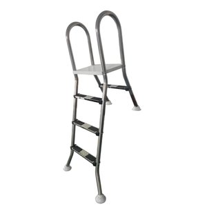 3 Step Stainless Steel Swimming Pool Ladder for In Ground Pool,Model: HSA-315 (wholesale)