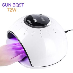 Lamp UV For Nail Dryer 33 Leds LED Quick-dry Nails Timer Smart Gel Manicure Tools Dryers