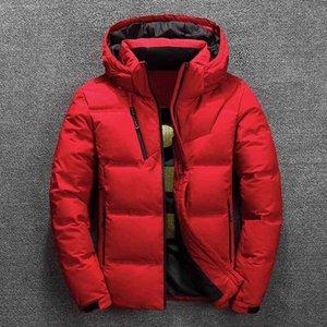Winter Men Women Classic Casual Down Mens Outdoor Warm Feather Coats Puffer Jacket Coat Outerwear r