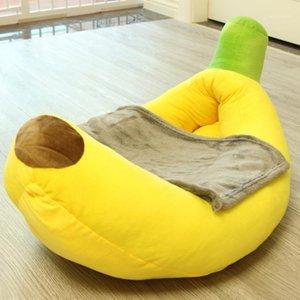 Мебель кошек Мебель пушистые домашнее животное постельное белье зима теплый спальный дом потепление мягкого коврика одеяло Cama Para Gato продукты JJ60MW1