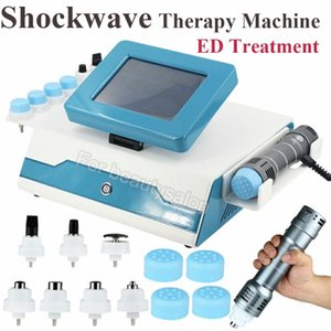 Electric Massagers Shockwave Therapy Machine For ED Treatment Body Relax Shoulder And Neck Massager Portable Massage Pain Relief Wave