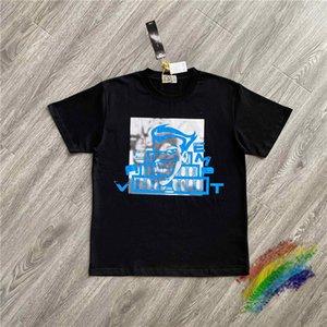 T Shirt Men Women 1 Quality Blue clown T-shirt Tee Tops