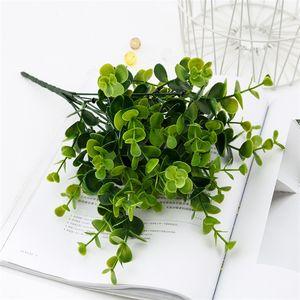 Artificial Boxwood Stems Artificial Greenery Stems Plant artificiali resistenti ai raggi UV impianti falsi Agriturismo Casa Giardino Domestico PATI 401 S2