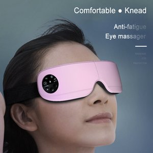 Eye Massager Music Vibration Compress Steam Mask Protector Y1
