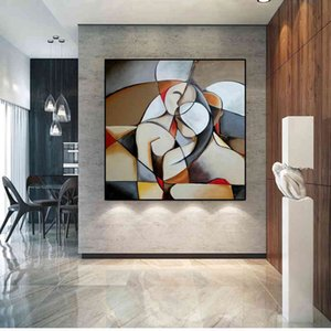 Famous Picasso Abstract Dream Painting Woman HD Canvas Wall Poster Living Room Home Decor Picture