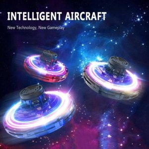 Mini Ufo Handheld Rc Helicopter Quadrocopter Flight Gyro Drone Aeroplanes Toys for adults and children Poison Fidget spin